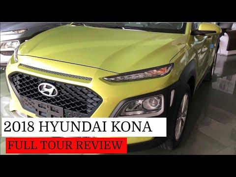 2018 Hyundai Kona 2.0 6SPD AT || FULL TOUR REVIEW