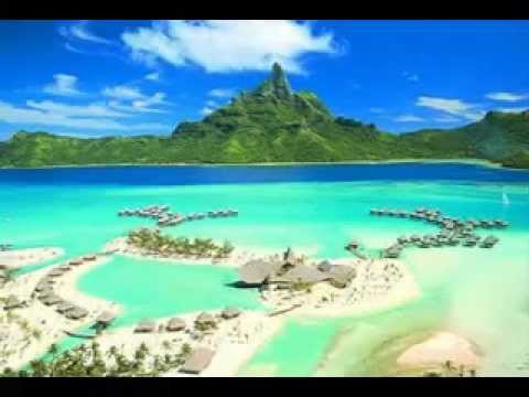Matira Beach, Bora Bora, Tahiti - Best Travel Destination
