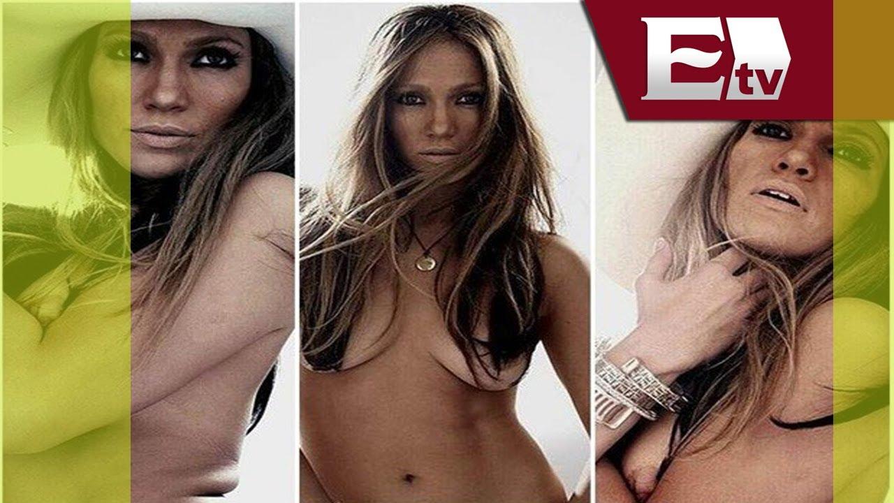 1f949c7cd5 Se filtran fotos de Jennifer López desnuda y sin photoshop Función con  Joanna Vegabiestro - YouTube