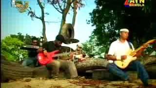 Nova-  Padmar paray-----Bangla Band by Rubel maze