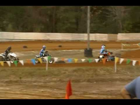 TT Race at Thunderbowl Speedway Ocala Dec 6 2008