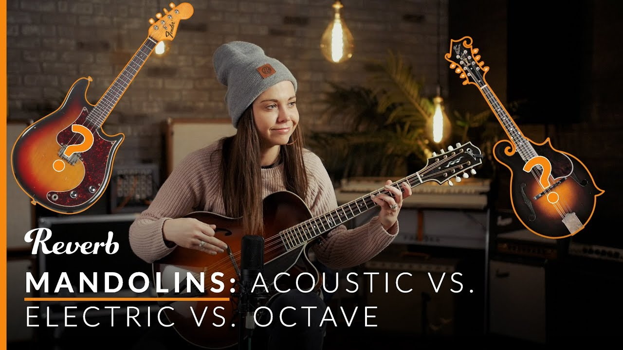 Sierra Hull Mandolin : sierra hull acoustic vs electric vs octave mandolins reverb interview youtube ~ Vivirlamusica.com Haus und Dekorationen
