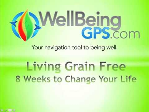 Living Grain Free // WellBeingGPS.com
