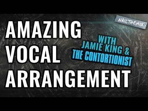 Amazing vocal arrangement! [w/ Jamie King...