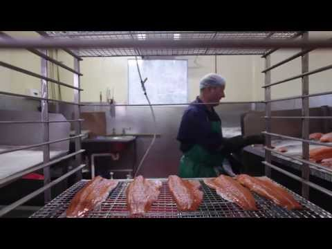 Smoked Salmon By The Burren Smokehouse