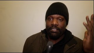 'F*CK THE EBU THEY CAN SUCK MY D***!' DERECK CHISORA REFLECTS ON KABAYEL DEFEAT & ON WHYTE & FURY