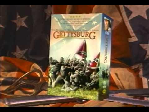 Gettysburg Trailer 1993