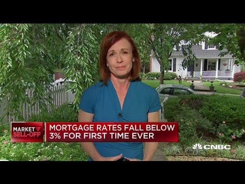 mortgage-rates-fall-below-3%-for-the-first-time-ever