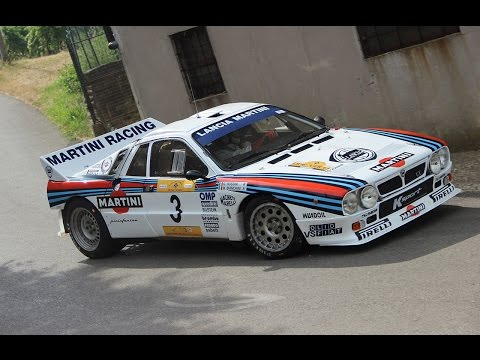 10°Rally Due Valli Historic 2015 - Show & Pure Sound (HD)