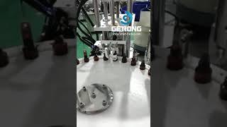 自動エッセンシャルオイル30ml 50mlガラスボトル充填ド…