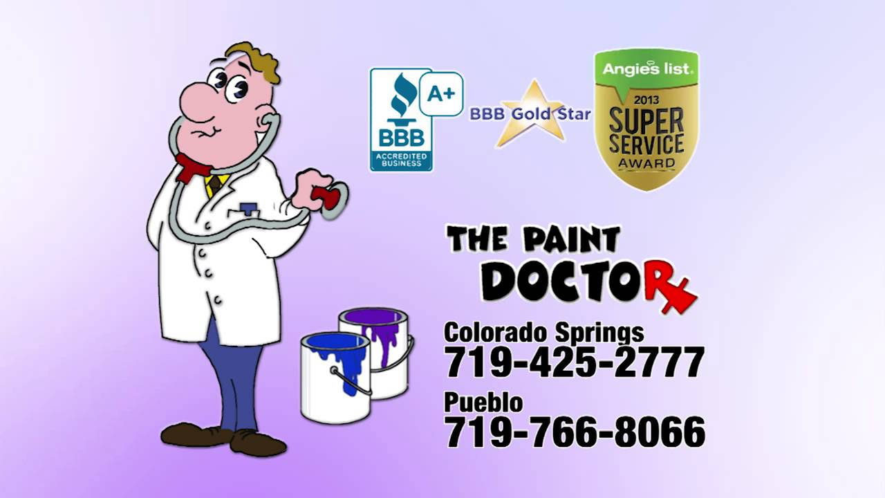 The Paint Doctor House Call Specials