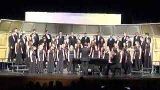 "WRHS Chorale ""Sleigh Ride"" - December 10, 2014"
