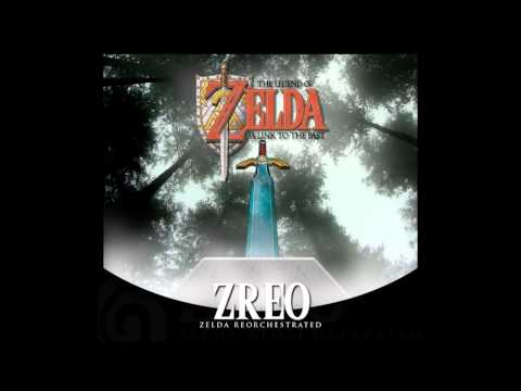 ZREO - The Legend of Zelda: A Link to the Past (full)