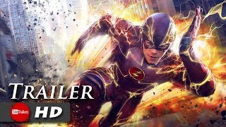 The Flash New Season Official Trailer #6 (2018) Tube Trailers