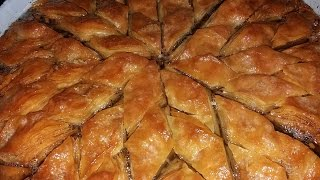 Bakllavë e Shpejt [ Traditional Baklava recipe
