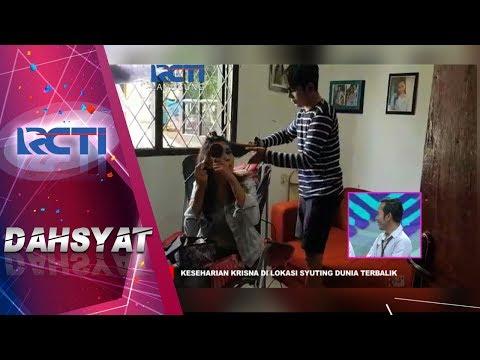 DAHSYAT - Keseharian Krisna Di Lokasi Syuting [26 SEPTEMBER 2017]