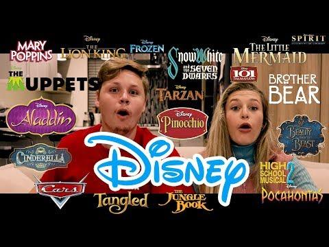 Disney Challenge - Stefan en Larne