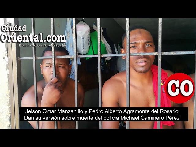 Jovenes dan su versión de lo sucedido con policía en Mendoza