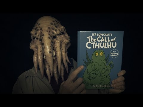 Relax with Cthulhu | ASMR