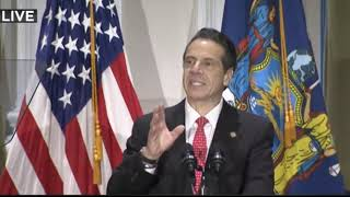Gov. Andrew Cuomo Calls for Green New Deal for NY State (12/17/18)