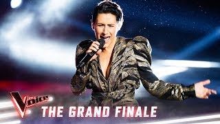 The Grand Finale: Diana Rouvas 'Wait For No One' | The Voice Australia 2019