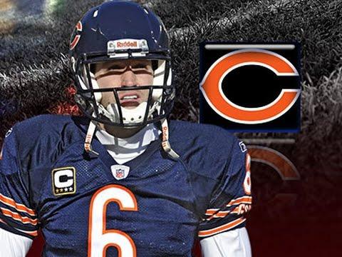 Bears Bench QB Jay Cutler for Clausen