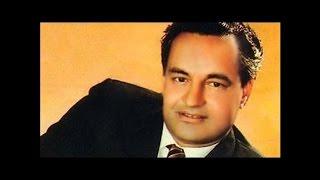 MUKESH-MASHOOKA-1953-Zamin Bhi Chup Asmaan Bhi Chup Hai-[ H Q 78 RPM Sound ]