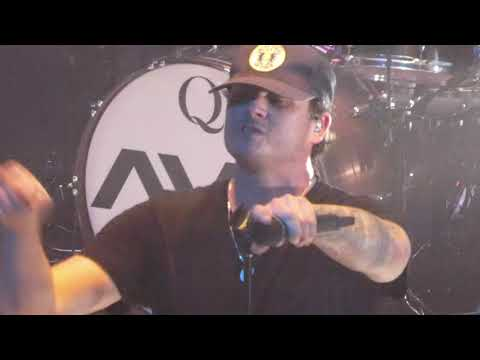 Angels And Airwaves Kiss With A Spell San Diego September 2019
