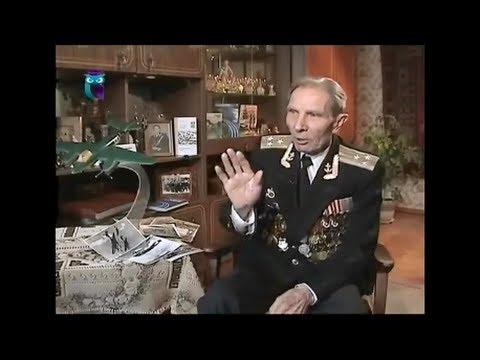 Андрей Калиниченко, полковник в отставке, участник Великой Отечественной войны