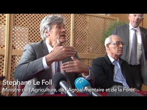 Crise aviaire : Stéphane Le Foll rassure la filière palmipèdes