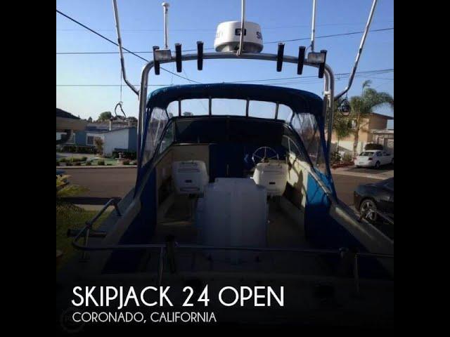 [UNAVAILABLE] Used 1981 Skipjack 24 Open in Coronado, California