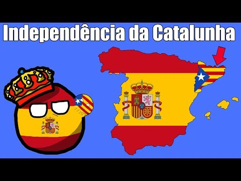 A Independência da Catalunha - Possível Novo País