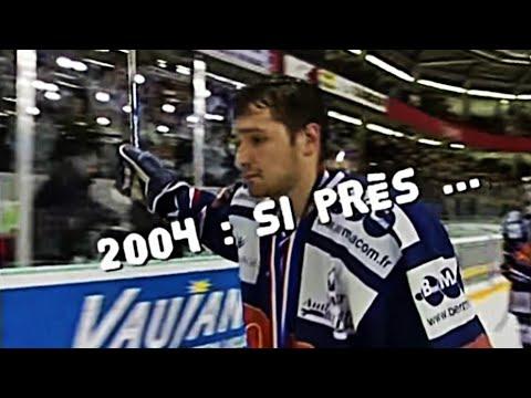 Finale de la Coupe Magnus 2004 Brûleurs de Loups Grenoble vs Gothiques d'Amiens (Match 2) - Super 16