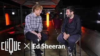 Clique X Ed Sheeran