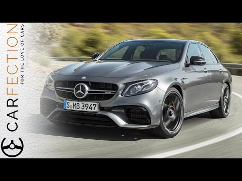 Mercedes-AMG E63 S: AWD AMG, WTF? - Carfection