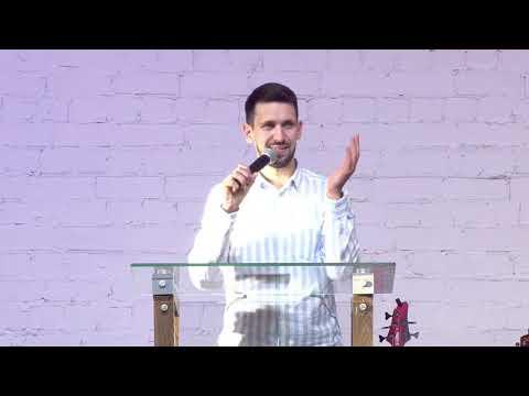 Проповедь Антона Тищенко:  «Бог силен обогатить» (Харьков| 24.08.2019)