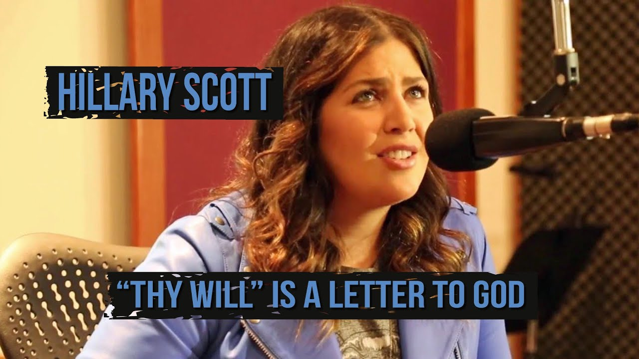 thy will be done hillary scott chords pdf