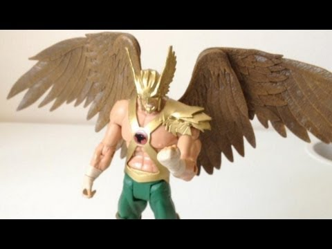 DC Unlimited New 52 Hawkman review