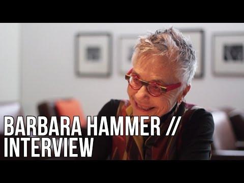 Barbara Hammer Interview - The Seventh Art