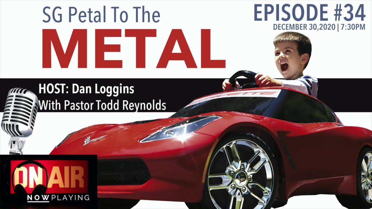 SG Radio | Episode34 | SG Petal To the Metal