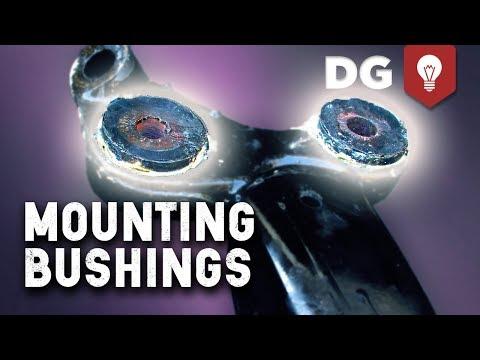 How To Make Polyurethane Mounting Bushings DIY