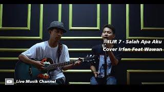 Download Lagu Salah Apa Aku - ILIR7 (cover) By Bendy Moe MP3