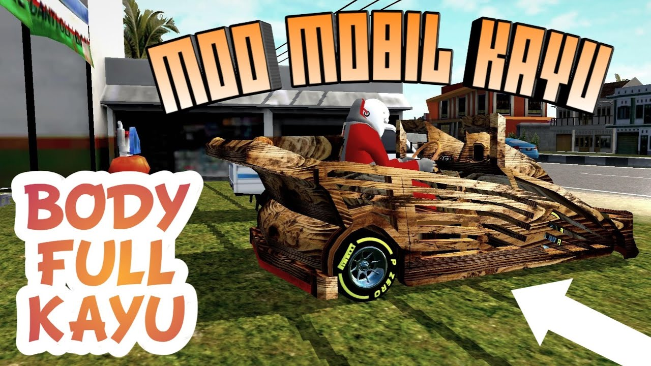 710+ Mod Mobil Classic Bussid Gratis