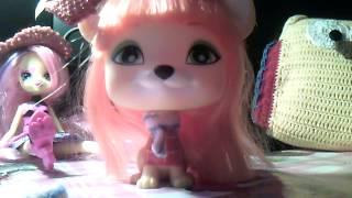 Видео урок - как сделать платья для игрушек :3