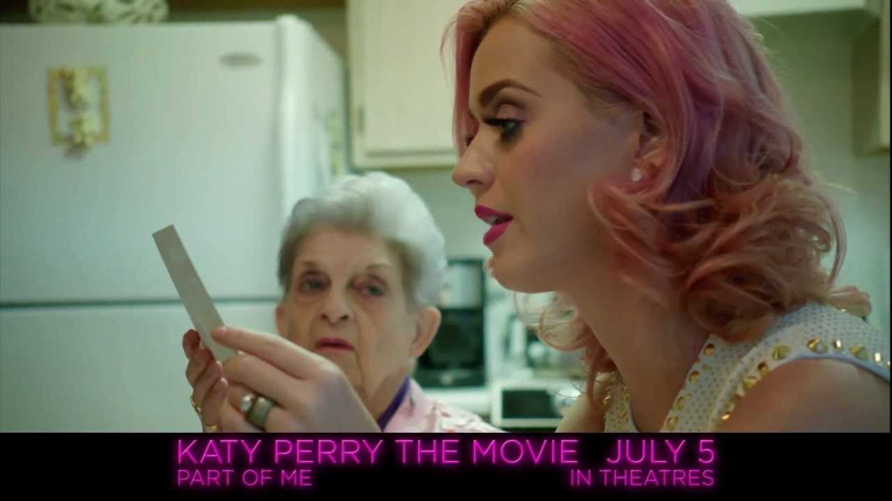Katy Perry Part Of Me Movie Clip Grandma Official 2012 1080 Hd Youtube