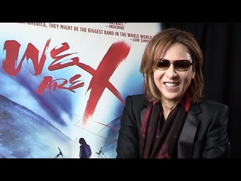 X Japan Yoshiki Interview We Are X Documentary