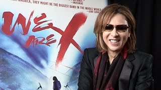 X Japan Yoshiki Interview We Are X Documentary Subscribe to Red Car...