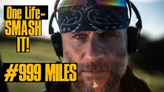 Running #999Miles To Raise Awareness of Veterans Suicide - An Ultramarathon A Day For 37 Days