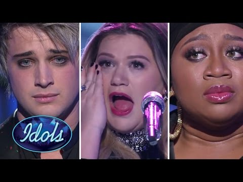 Emotional Judges & Performances On American Idol 2016 Performances | Idols Global
