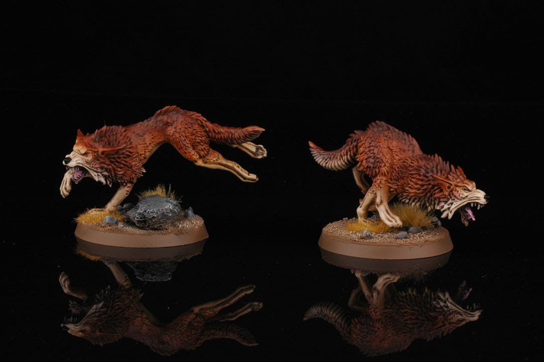 how to paint fenrisian wolves warhammer 40k space wolves